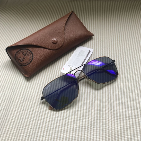 76fb14450d9 Ray-Ban RB 3136 CARAVAN Sunglasses